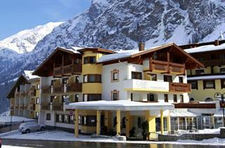 Austria, Pitztal, St. Leonhard im Pitztal, Hotel Gundolf