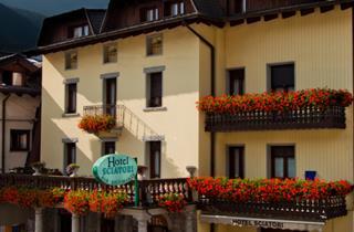 Italy, Adamello Ski, Temu, Hotel Sciatori