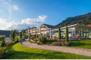 Austria, Millstatt, Seeboden, Hotel Moerisch s
