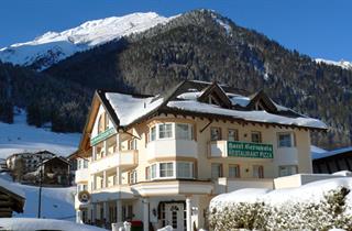 Austria, Ischgl, Hotel Germania