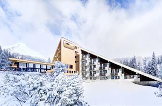 Slovakia, Strbske Pleso, Štrbské Pleso, Hotel Fis
