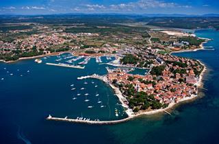 Croatia, Istria, Novigrad Istria, Aminess MARAVEA CAMPING RESORT