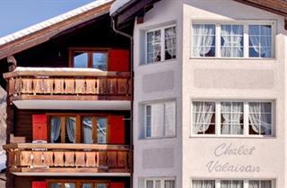 Switzerland, Zermatt, Chalet Valaisan