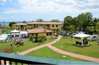Italy, Lake Garda, Moniga del Garda, Residence Karina