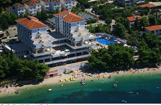 Croatia, Dalmatia, Gradac, Hotel Labineca