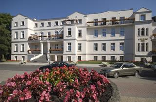 Poland, Baltic Sea Coast, Kolobrzeg, Jantar Hotel & Spa by Zdrojowa