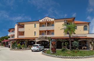 Croatia, Istria, Medulin, Hotel Koral