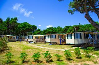 Croatia, Istria, Medulin, Apartments Camp ARENA Medulin-Mobile Homes