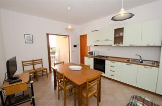 Italy, Sardinia, Trinità d'Agultu e Vignola, Apartments Borgo di Mare