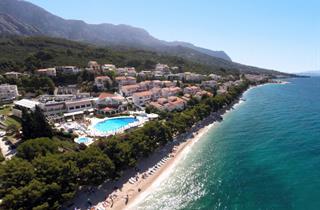 Croatia, Makarska Riviera, Tučepi, Bluesun Holiday Village Afrodita