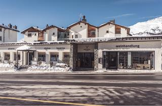 Switzerland, Valbella, Posthotel Valbella
