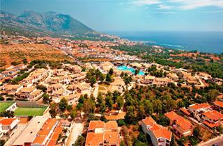 Italy, Sardinia, Cala Gonone, Hotel Club Esse Cala Gonone