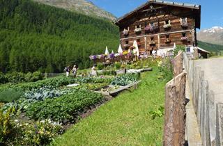 Italy, Val Senales - Maso Corto - Schnalstal, Schnals, Piccolo Hotel Gurschler