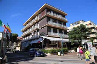 Italy, Central Adriatic Riviera, Cattolica, Hotel Emma