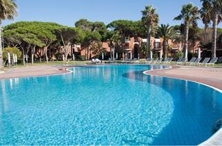 Italy, Sardinia, Alghero, Hotel Corte Rosada