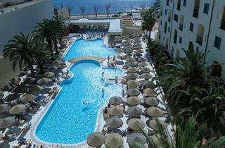 Italy, Sicily, Kartibubbo, Hotel Hopps