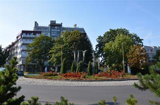 Poland, Baltic Sea Coast, Świnoujscie, Rondo Apartments