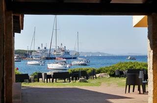 Italy, Sardinia, Palau, Club Esse Residence Capo d'Orso