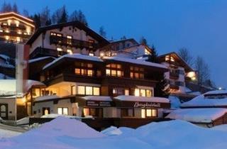 Austria, Arlberg, St. Anton am Arlberg, Hotel Bergkristall