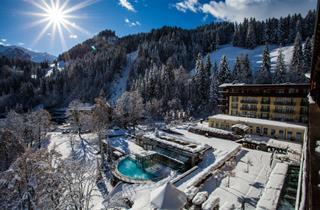 Switzerland, Adelboden Lenk, Lenk, Lenkerhof gourmet spa resort