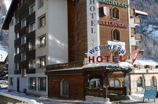 Switzerland, Zermatt, Täsch, Hotel Walliserhof