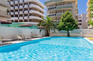 Italy, Central Adriatic Riviera, Cattolica, Hotel Plaza