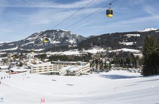 Austria, Saalbach Hinterglemm Leogang Fieberbrunn, Fieberbrunn, Hotel TUI BLUE
