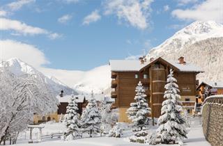 Italy, Livigno, Hotel Amerikan