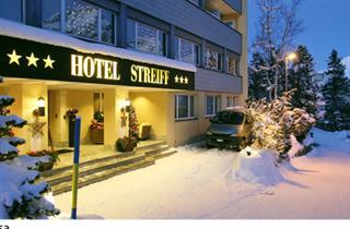 Switzerland, Arosa - Lenzerheide, Arosa, Excelsior Nebenhaus 3*s