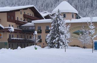 Austria, Moelltal, Mallnitz, Ferienhotel's Alber