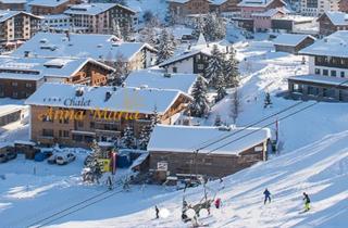 Austria, Arlberg, Lech am Arlberg, Apartamenty Anna Maria