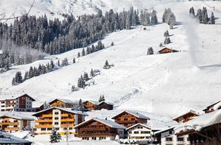 Austria, Arlberg, Lech am Arlberg, Hotel Anemone