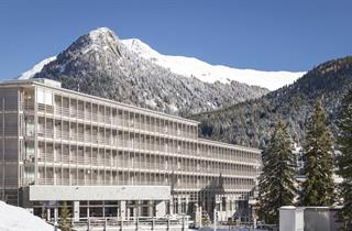 Switzerland, Davos - Klosters, Davos, Ameron Mountain Hotel Davos
