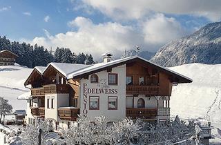 Austria, Alpbachtal, Breitenbach am Inn, Pension Edelweiss