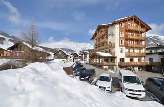 Italy, Livigno, Hotel Lanz