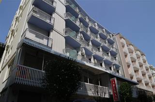 Italy, Central Adriatic Riviera, Cattolica, Hotel Arena-Riviera