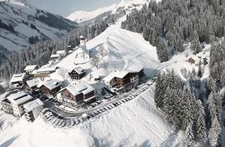 Austria, Damuels-Mellau, Damüls, Alpenhotel Mittagspitze