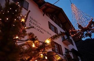 Italy, Val Senales - Maso Corto - Schnalstal, Schnals, Hotel Zur Goldenen Rose