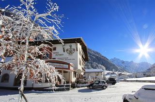 Austria, Pitztal, St. Leonhard im Pitztal, Hotel Alpenhof