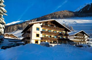 Italy, Val Senales - Maso Corto - Schnalstal, Val Senales, Berg Hotel Tyrol