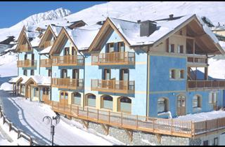 Italy, Adamello Ski, Passo Tonale, Hotel Delle Alpi