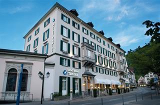 Switzerland, Pizol, Bad Ragaz, Sorell Hotel Tamina