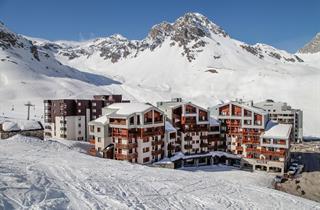 France, Espace Killy, Tignes, Apartments Le Hameau du Borsat
