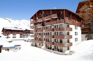 France, Espace Killy, Tignes, Apartments Val-Claret