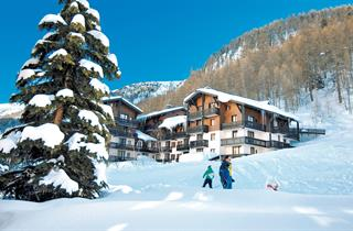 France, Espace Killy, Val d'Isère, Apartments Les Hauts du Rogoney