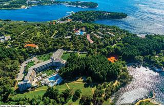Croatia, Istria, Porec, Ferienanlage Laguna Bellevue