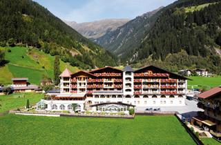 Austria, Stubaital, Neustift, Hotel Mildererhof s