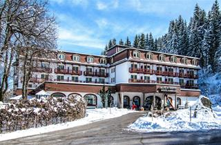 Austria, Hochpustertal Osttirol Ski Hit, Sillian, Alpenhotel Weitlanbrunn