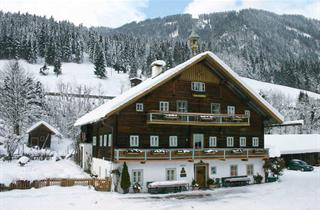 Austria, Salzburger Sportwelt, Flachau, Apartments Gindlgut