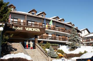 Italy, Val di Fiemme - Obereggen, Carano, Appartments Resort Veronza